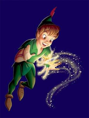 Esta série de posts é um oferecimento de Peter Pan, o menino que aproveita o dia das crianças todo ano. Sortudo...
